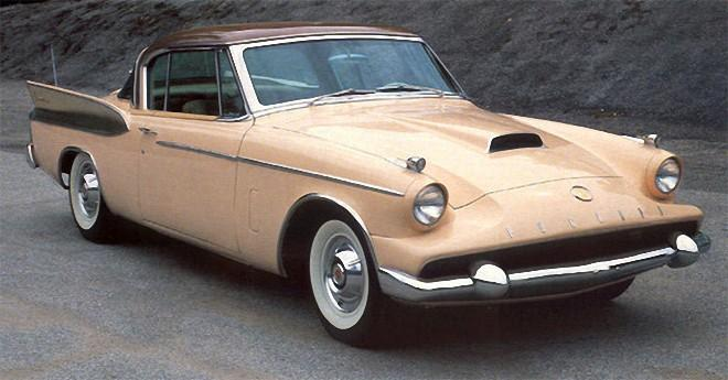 1958 Packard-Studebaker Hawk Car Picture