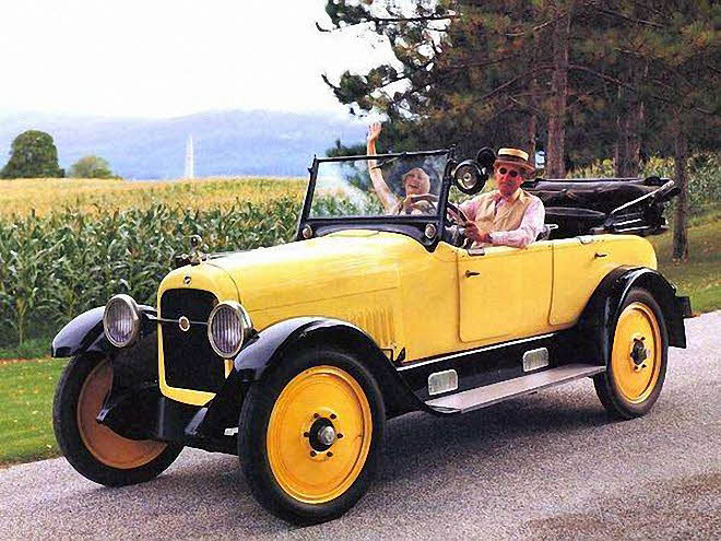 1922 Studebaker Special Roadster Car Picture