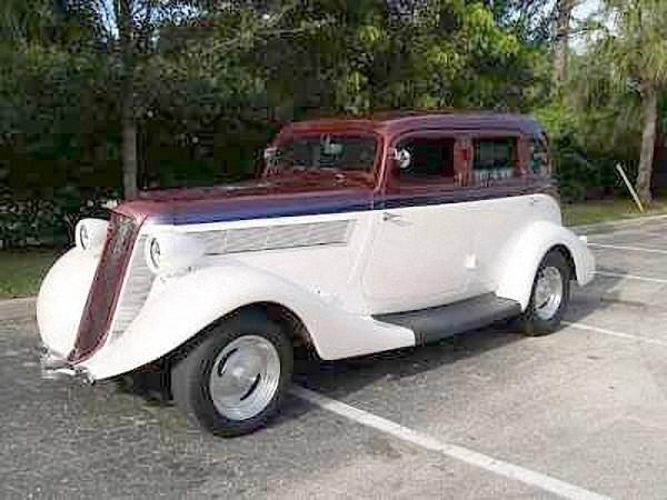 1935 Studebaker Dictator Car Picture