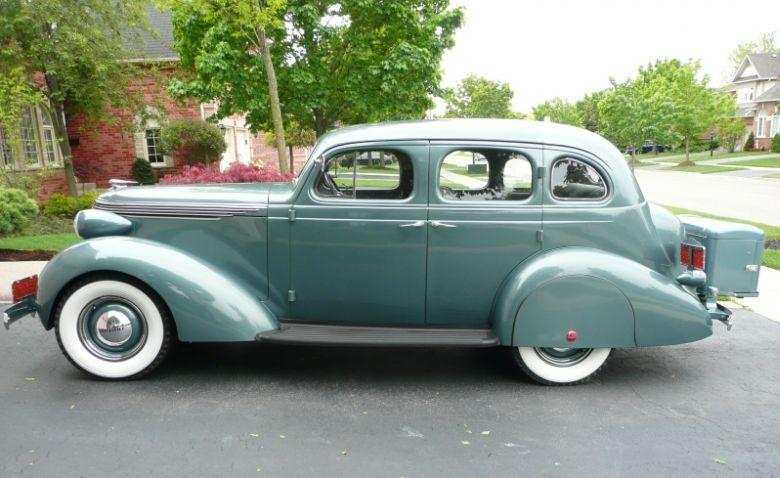 1937 Studebaker Model 6A Car Picture