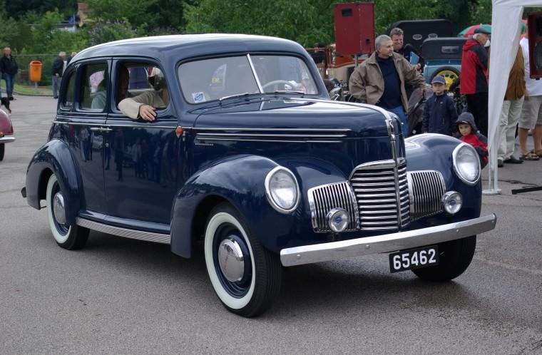1939 Studebaker Champion Car Picture