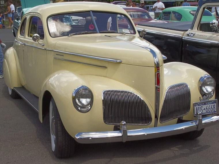 1940 Studebaker Commander Car Picture