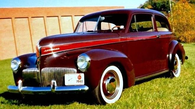 1941 Studebaker Champion Car Picture