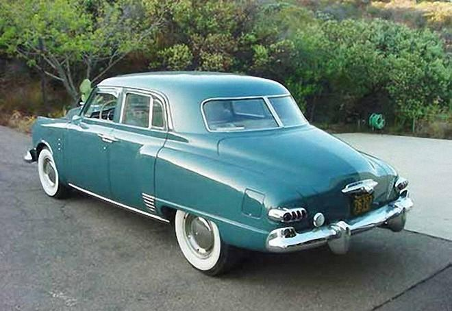 1948 Studebaker Land Cruiser Car Picture
