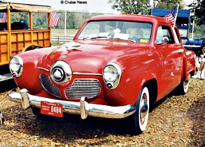 1951 Studebaker Champion Car Picture