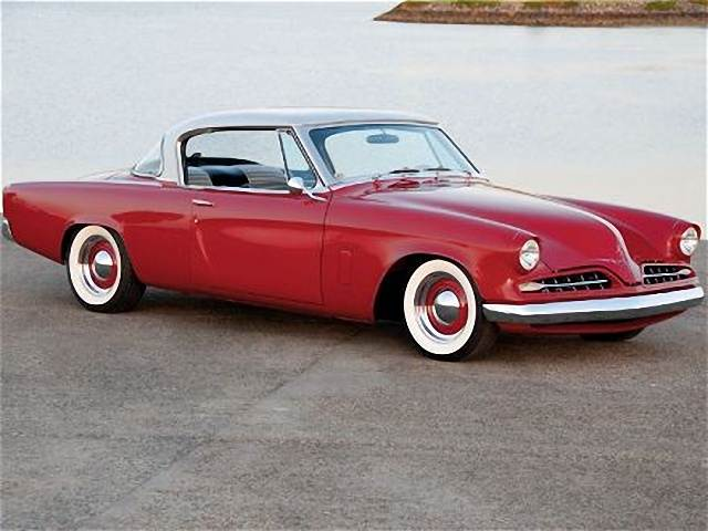 1954 Studebaker Starliner Car Picture