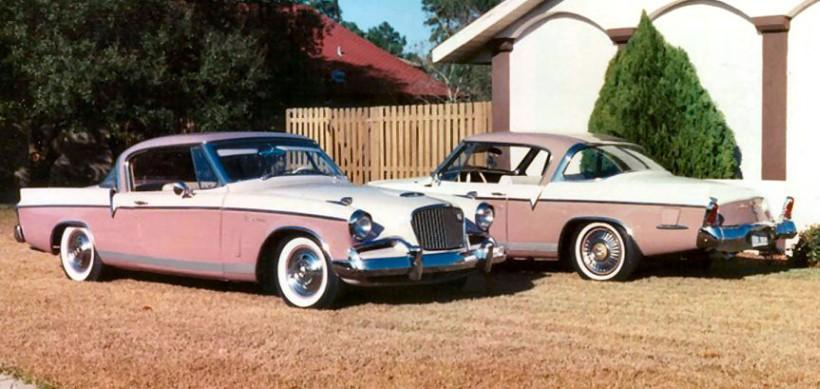 1956 Studebaker Golden Hawks Car Picture