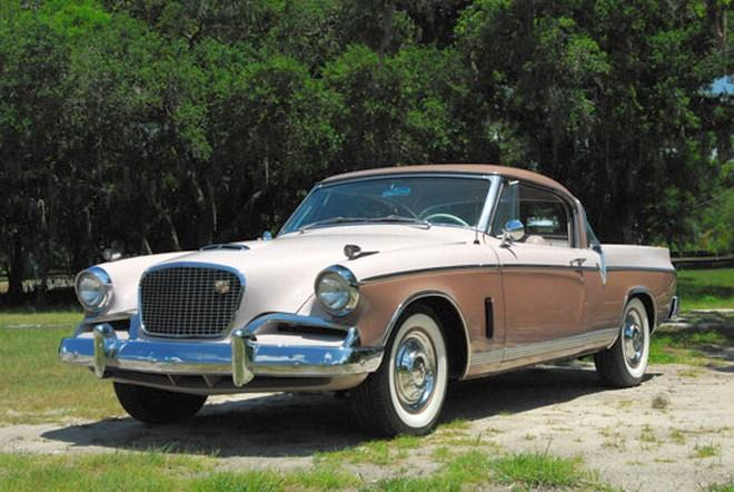 1956 Studebaker Golden Hawk Car Picture
