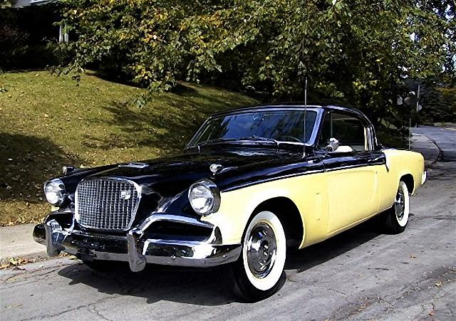 1956 Studebaker Sky Hawk Car Picture