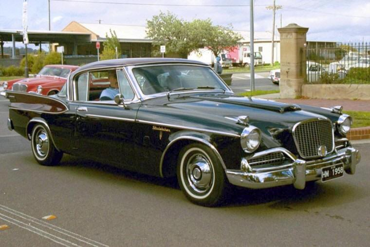 1958 Studebaker Hawk Car Picture