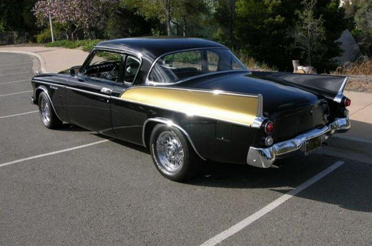 1958 Studebaker Silver Hawk Car Picture