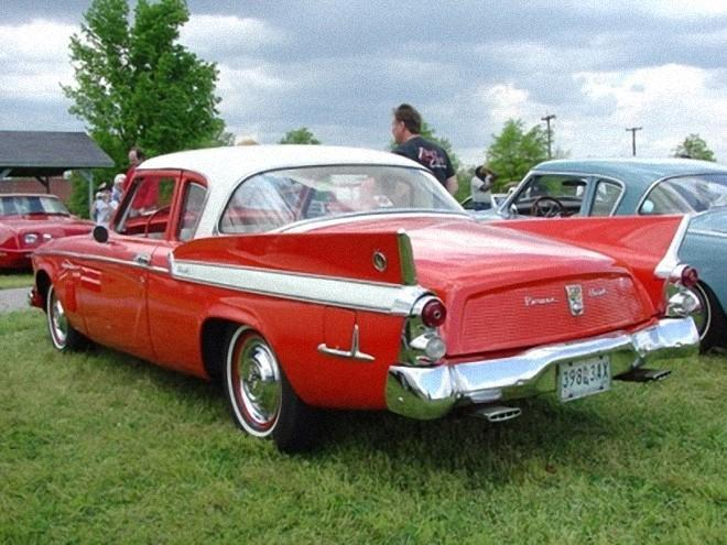 1960 Studebaker Hawk Car Picture